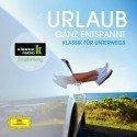 Klassik-CD 'Urlaub ganz entspannt - Klassik für unterwegs'