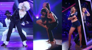 Let's dance 2015 Finale Tanzpaare - Fotos: (c) RTL / Frank Hempel (1), Stefan Gregorowius (2,3)