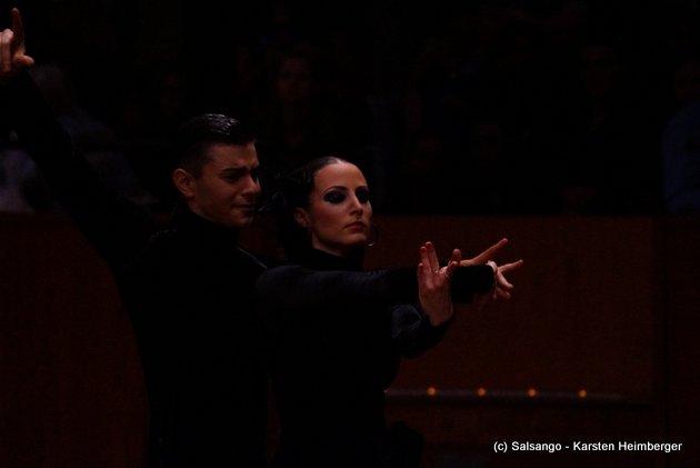 Rami Schehimi - Susan Fichte - Deutschland - GOC Mannheim 2015 - 13. WDC AL - 12 - Foto: (c) Salsango - Karsten Heimberger
