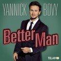 Swing-Pop - Yannick Bovy CD 'Better man' veröffentlicht