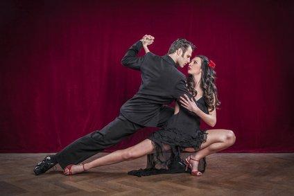 Tango-Show-Tanzpaar