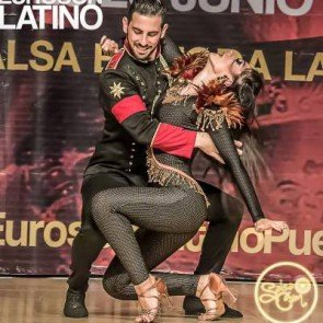 Bachateando - Desiree y Daniel - Gast-Tanzlehrer in Nürnberg