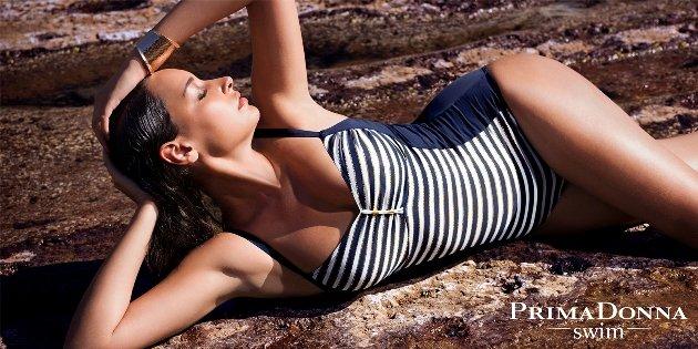 Badeanzug 2015 PrimaDonna Swim Model Puerto Rico Farbe Blue Moon