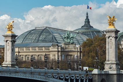 Chanel - Mode - Tempel -Das Grand Palais in Paris - Foto: © Nikitin Mikhail -fotolia.de