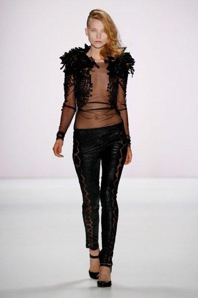 Irene Luft - Mode-Kollektion Frühjahr-Sommer 2016 zur Fashion Week Berlin Juli 2015
