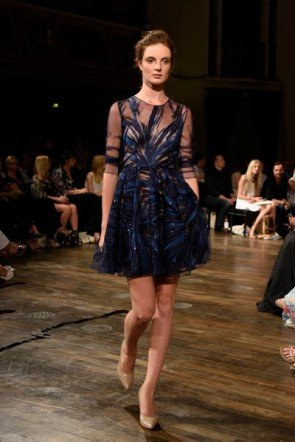 Marcel Ostertag Kollektion Frühjahr-Sommer 2016 Mercedes-Benz Fashion Week 2015 7.7.2015 - 02