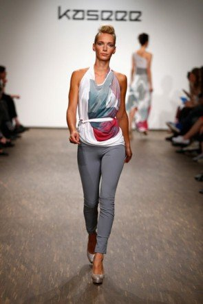 Mode von Kaseee Sommer 2016 Fashion Week Berlin Juli 2015 - 08