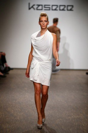 Mode von Kaseee Sommer 2016 Fashion Week Berlin Juli 2015 - 16