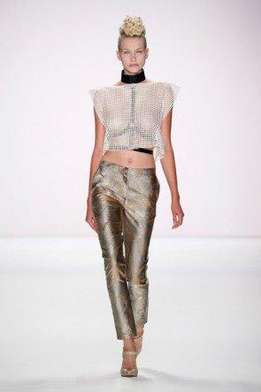 Spitzen-Mode von Irene Luft Frühjahr-Sommer 2016 - Fashion Week Berlin Juli 2015 - 8