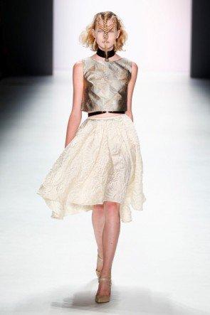 Spitzen-Mode von Irene Luft Frühjahr-Sommer 2016 - Fashion Week Berlin Juli 2015 - 9