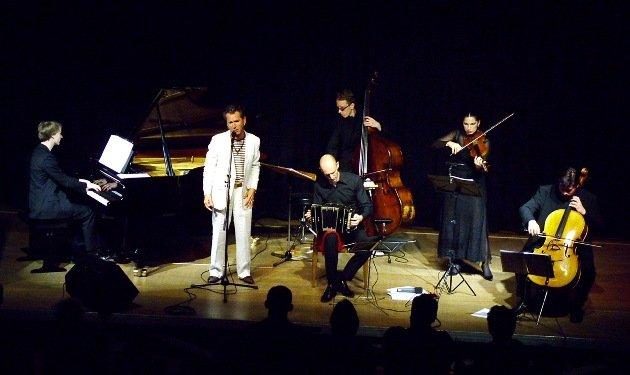 Tango-Woche Zürich 2015 - Quinteto Angel - Tango-Live-Musik