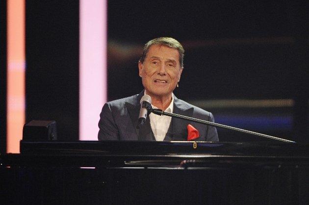 Udo Jürgens am 8.7.2014 im ZDF Das letzte Konzert Zürich 2014 - Foto: (c) ZDF - Dominik Beckmann