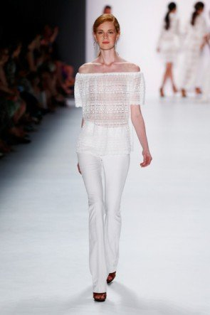 Weiß Sommer-Mode 2016 von Riani - Fashion Week Berlin Juli 2015 - 9