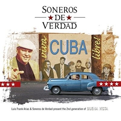 Salsa-CD Soneros de Verdad - Viva Cuba Libre