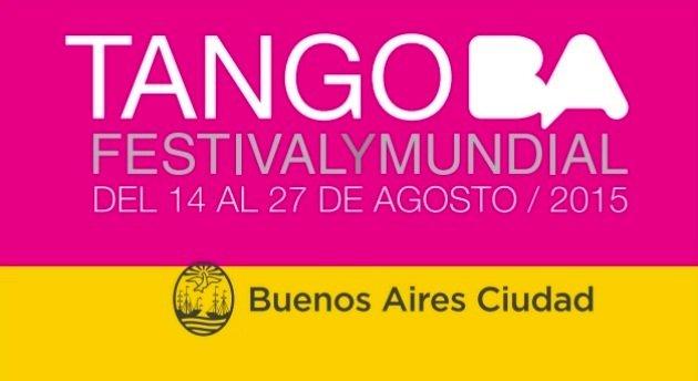 Tango-WM Buenos Aires 2015 - Logo