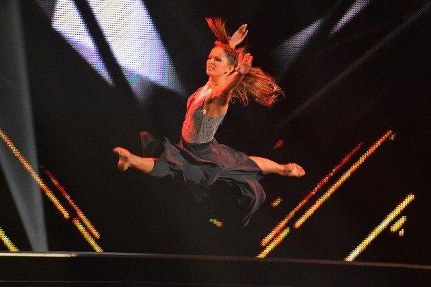 Anna Holmström Got to dance 2015 Finale - Foto: (c) Willi Weber – ProSieben