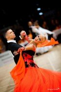 Anton Skuratov - Alona Uehlin Vize-Weltmeister 2015 Show Dance Standard - Foto: (c) Regina Courtier