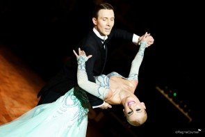 Arunas Bizokas - Katusha Demidova Weltmeister 2015 Standardtänze WDC Profis - Foto: (c) Regina Courtier