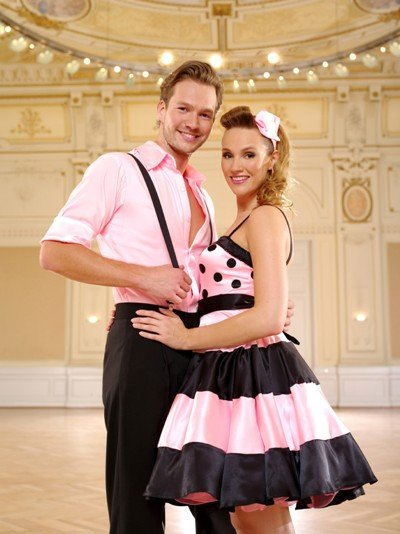 Bachelorette Anna und Marvin bei Stepping Out 2015 - Foto: © RTL – Stefan Gregorowius