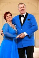 Bruno und Anja Rauh - Tanzpaar bei Stepping Out 2015 – Foto: © RTL – Stefan Gregorowius