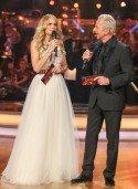 Dancing Stars 2016 im ORF ab 4. März 2016 - Moderation Mirjam Weichselbraun und Klaus Eberhartinger - Foto: (c) ORF - Hans Leitner