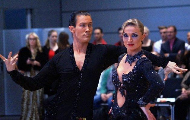 Dmitry Barov - Ekaterina Kalugina 2015 - Profi-Tänzer - Foto: (c) Salsango - Karsten Heimberger