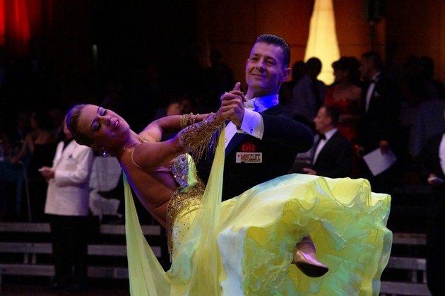 EM 10 Tänze 2015 - Platz 4 für Florian Gschaider - Manuela Stöckl aus Salzburg - Foto (c) Salsango - Karsten Heimberger