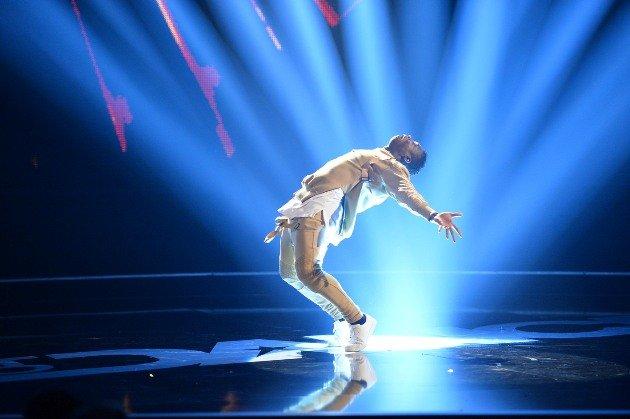Got to dance 2015 Finale - Dinipiri Collins Etebu - Foto: (c) Willi Weber - ProSieben