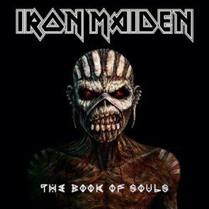 Iron Maidon - neues Album Books of Soul