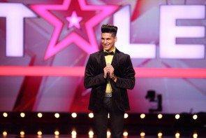 Tarkan Simsek beim Supertalent am 19.9.2015 - Foto: (c) RTL – Frank Hempel