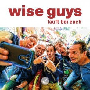 Wise Guys CD Läuft bei euch