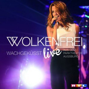 Wolkenfrei - Live-CD und DVD Wachgeküsst