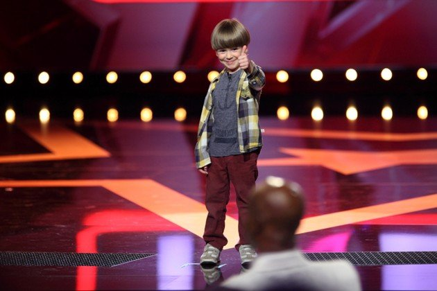 Yunis Balliu beim Supertalent 19.9.2015 - Foto: (c) RTL – Frank Hempel