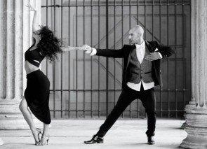 Abel Medina - Federica Caruso zur Süd-Deutschen Salsa-Meisterschaft 2015 - Foto: (c) Carmen Bartsch