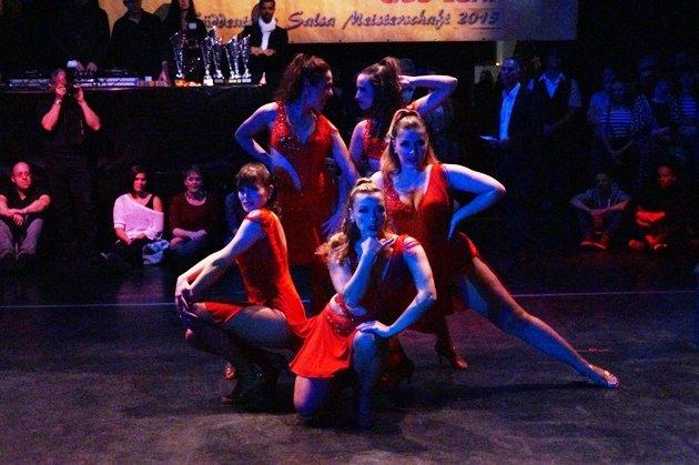Anitas Ladies Time - Süd-Deutsche Salsa-Meisterschaft 2015 - 2 - Foto: (c) Salsango - Karsten Heimberger