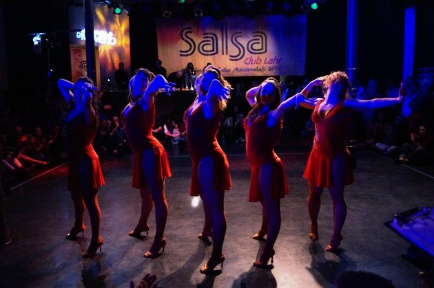 Anitas Ladies Time - Süd-Deutsche Salsa-Meisterschaft 2015 - 5 - Foto: (c) Salsango - Karsten Heimberger