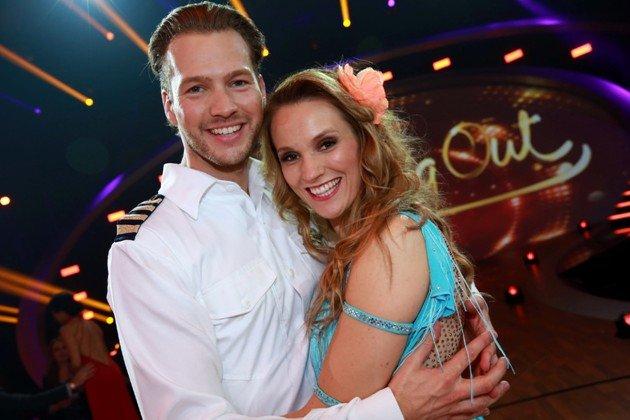 Anna Hofbauer - Marvon Albrecht - Gewinner Stepping Out 2015 Finale - Foto: (c) RTL – Stefan Gregorowius