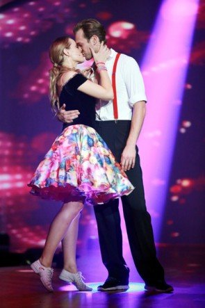 Anna und Marvin bei Stepping Out 2015 - Foto: © RTL – Stefan Gregorowius