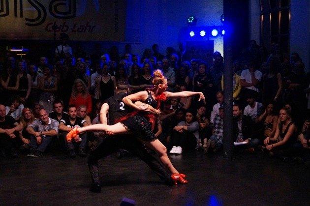 Djalil Arib - Angie Fourel zur Süd-Deutschen Salsa-Meisterschaft 2015 - 5 - Foto: (c) Salsango - Karsten Heimberger