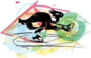 Eiskunstlauf ISU Grand Prix 2015 - Grafik: © aroas - fotolia.com