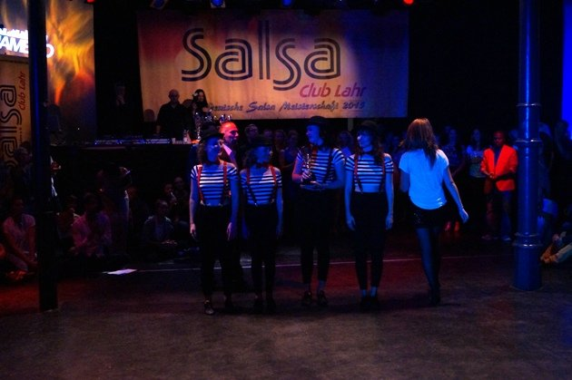 Pasion Latina - Süd-Deutsche Salsa-Meisterschaft 2015 - 5 - Foto: (c) Salsango - Karsten Heimberger