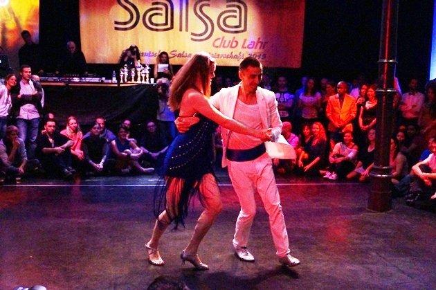 Ruben Bravo - Sophie Buss zur Süd-Deutschen Salsa-Meisterschaft 2015 - 2 -Foto: (c) Salsango - Karsten Heimberger