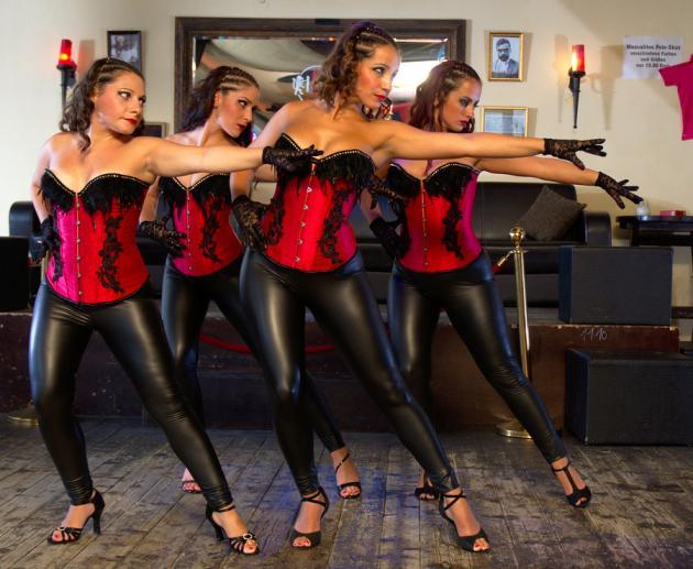 Saldoras zur Süd-Deutschen Salsa-Meisterschaft 2015