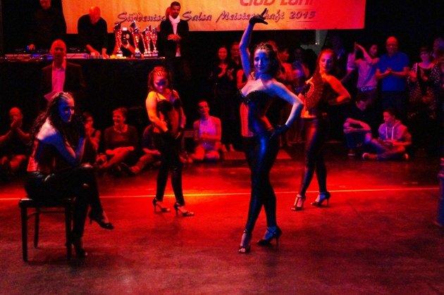 Salidoras - Süd-Deutsche Salsa-Meisterschaft 2015 - 1 - Foto: (c) Salsango - Karsten Heimberger