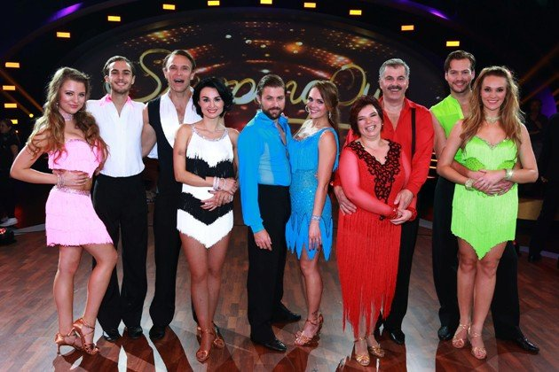 Stepping Out 2.10.2015 - Alle Paare,Tänze und Songs - Foto: (c) RTL - Stefan Gregorowius