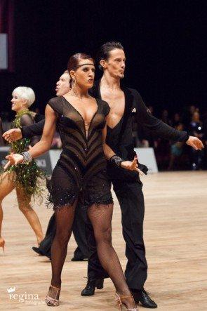 Valera Musuc - Nina Trautz 2015 - World Masters Latin Innsbruck - Foto: (c) Regina Courtier