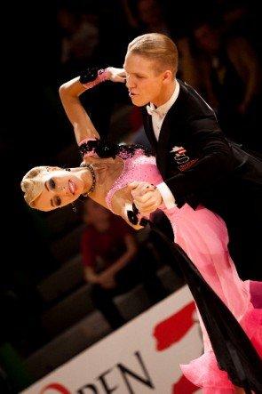 Vasily Kirin - Ekaterina Prozorova 2015 - Tanzpaar aus Österreich - Foto: (c) Regina Courtier