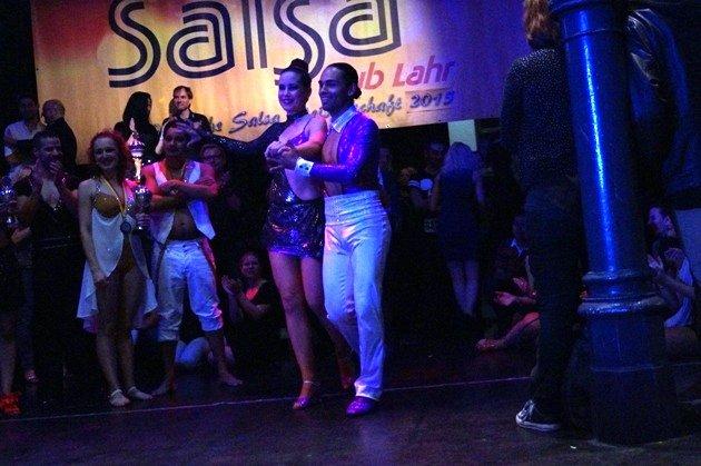 Yony Andres Patane - Elisa Bruns 2015 zur Süd-Deutschen Salsa-Meisterschaft 2015 - 11 - Foto: (c) Salsango - Karsten Heimberger