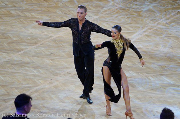 Andrei Ovidiu Mihai - Alessia-Allegra Gigli WM Latein 2015 erste Runde - Foto: (c) Salsango - Karsten Heimberger