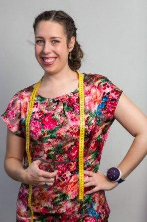 Celine Voigt - Kandidatin bei Geschickt eingefädelt aus VOX - Foto: © VOX - Andreas Friese